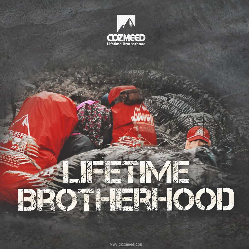 Gambar COZMEED LIFETIME BROTHERHOOD 1