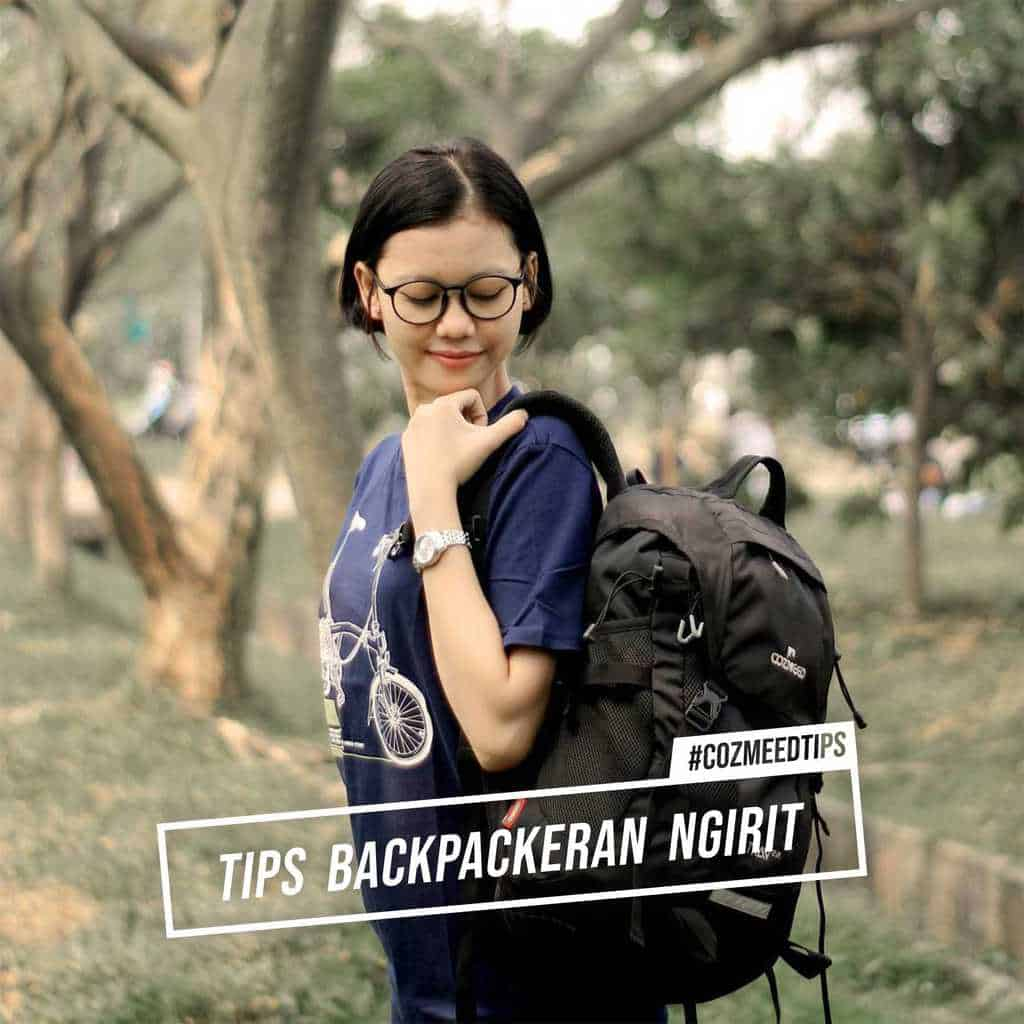 Tips Backpackeran Ngirit 2