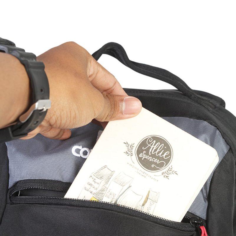 Gambar Tas Daypack Pongour 25L Hitam 8