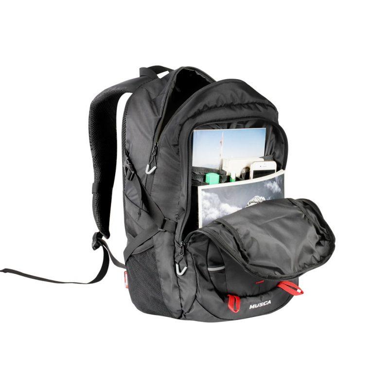 Gambar Tas Daypack Musca 25L Hitam 5