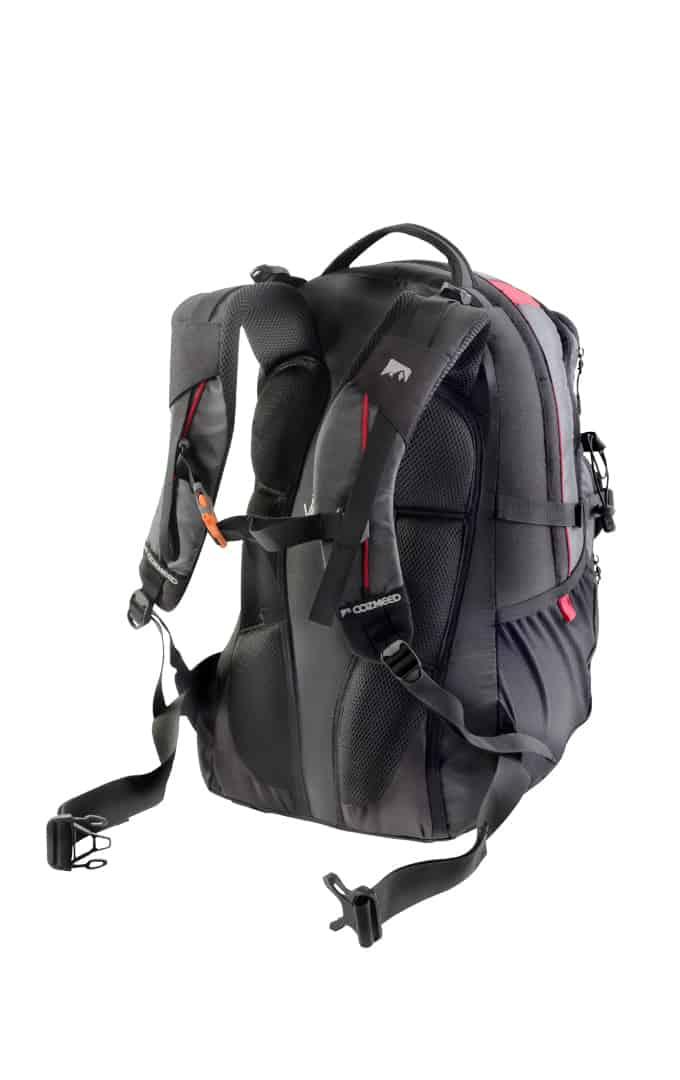 Gambar Tas Daypack Raung 30L Merah 2