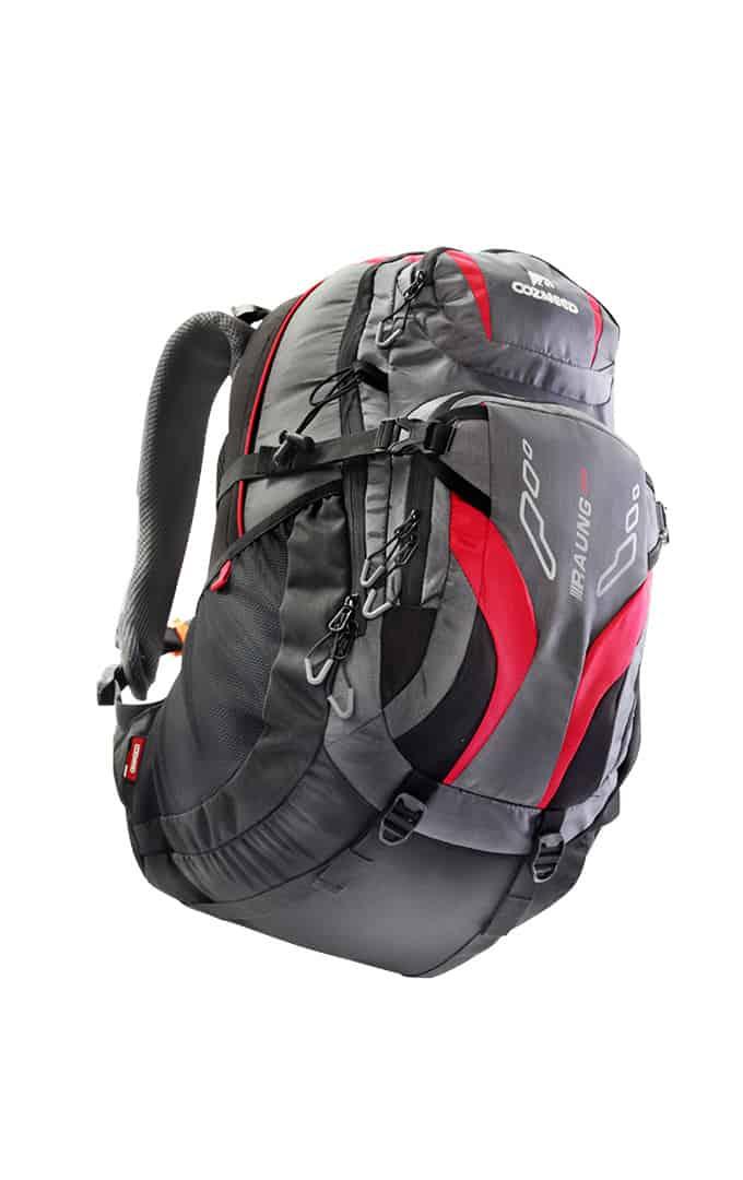 Gambar Tas Daypack Raung 30L Merah 4