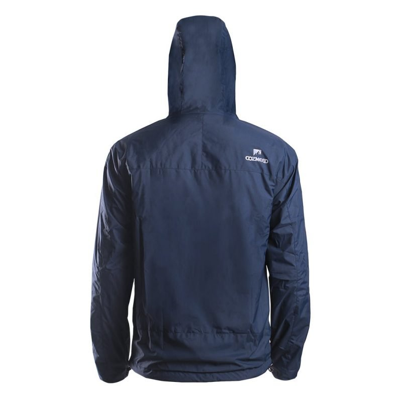 Gambar Jaket Waterton Biru Denim 2