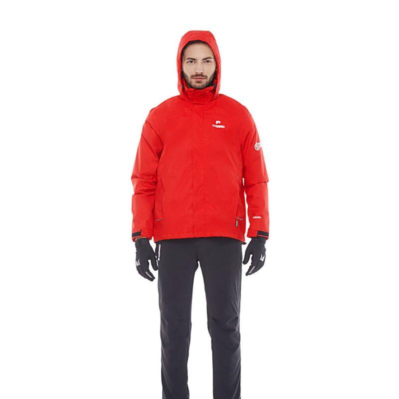 Gambar Jaket Extreme Mojave Red Sambal 13