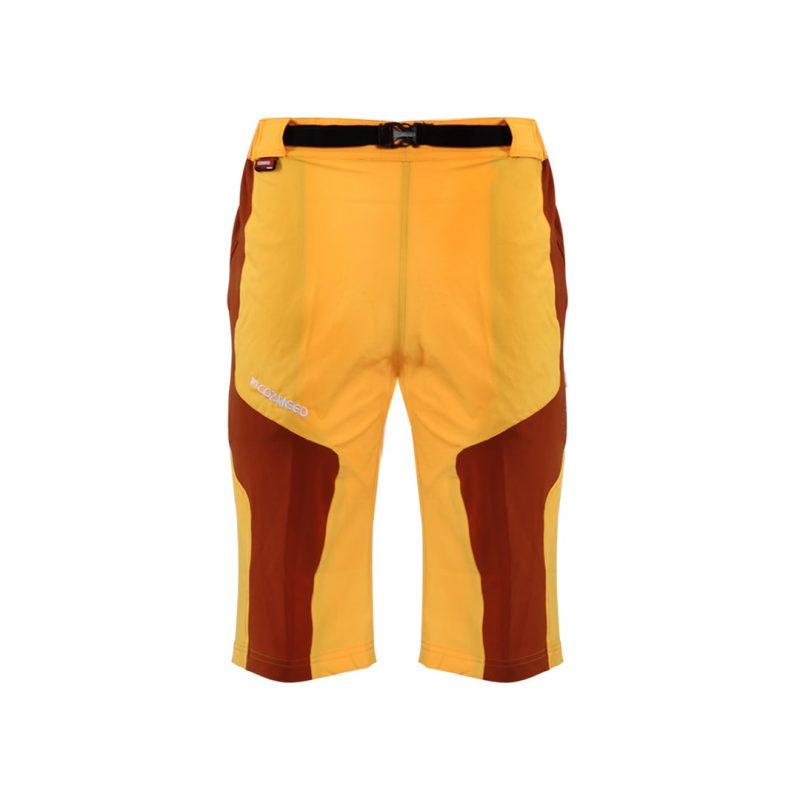 Gambar Celana Pendek Thermal Kuning 1
