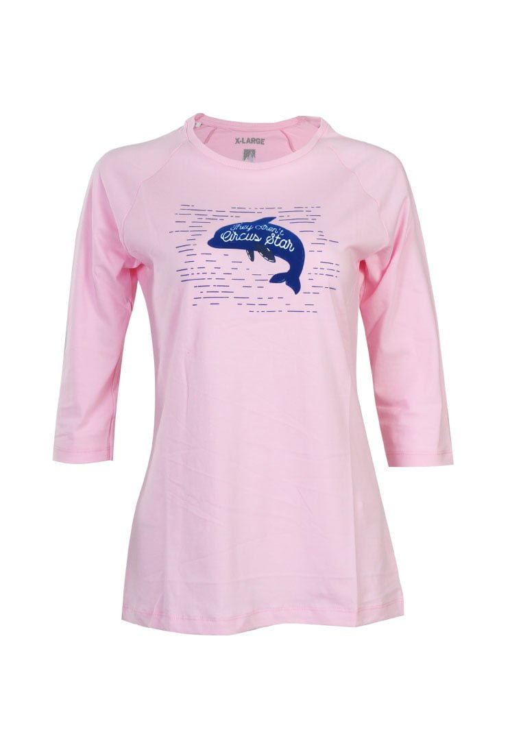 Gambar Kaos Women Series Dolphin 4