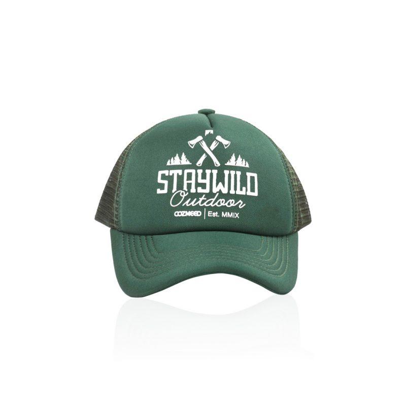 Gambar Topi Trucker Staywild 1