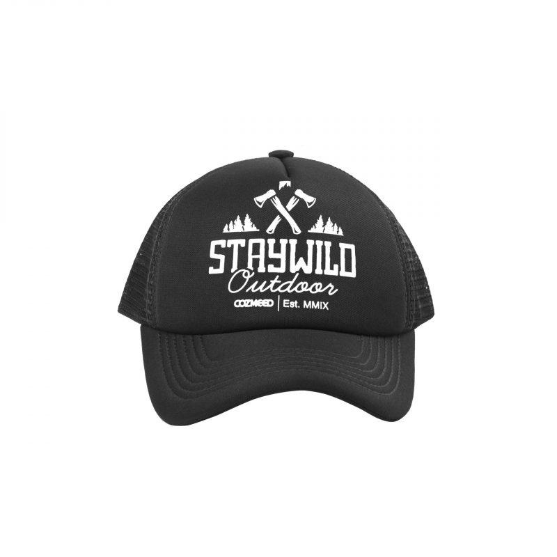 Gambar Topi Trucker Staywild 4