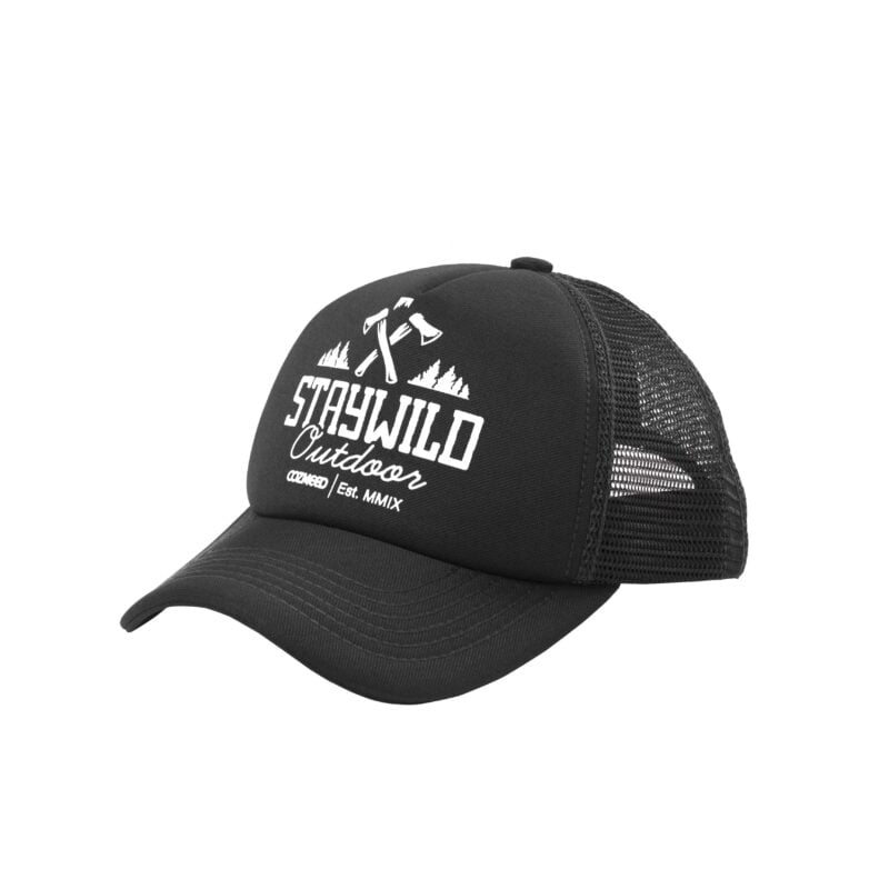 Gambar Topi Trucker Staywild 5