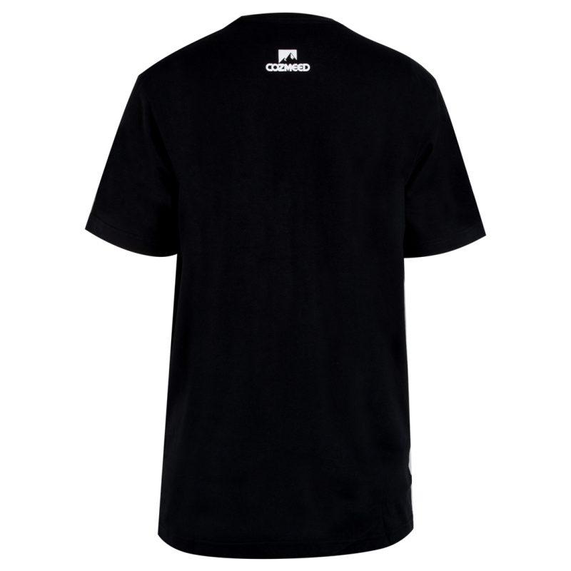 Gambar T-Shirt Mountainology Tent Hitam 5