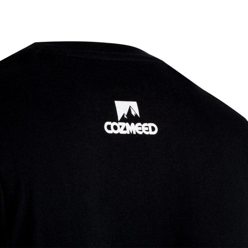 Gambar T-Shirt Mountainology Tent Hitam 4