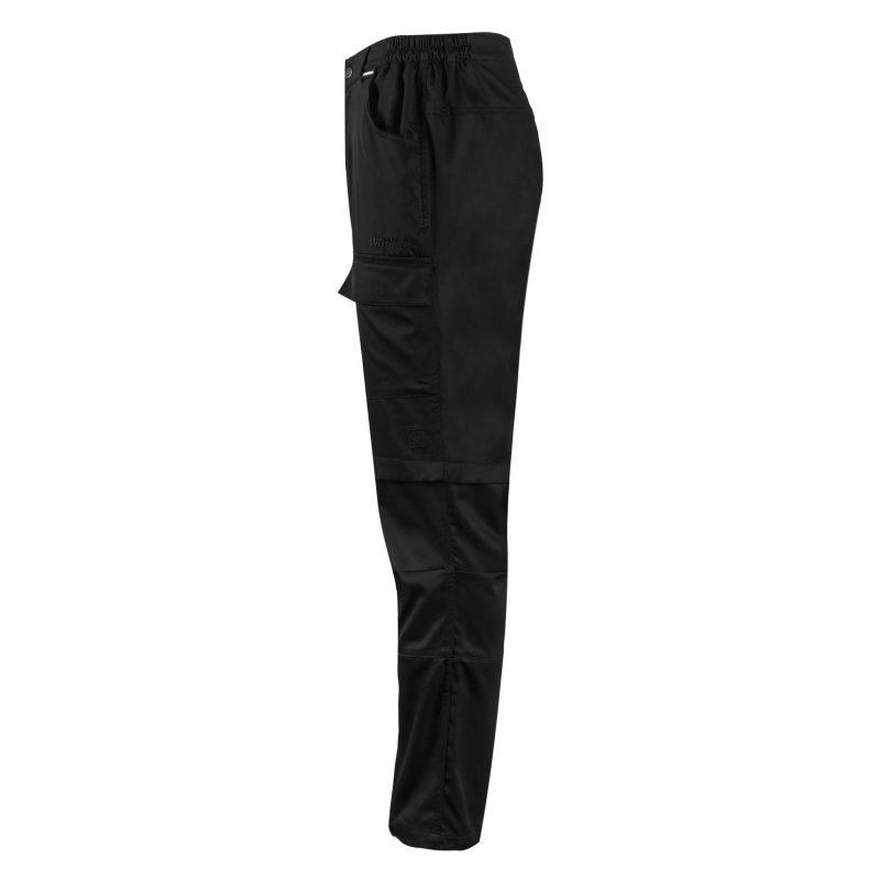 Gambar Celana Panjang Manzarnar Hitam 3