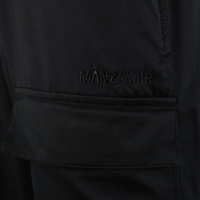 Gambar Celana Panjang Manzarnar Hitam 8