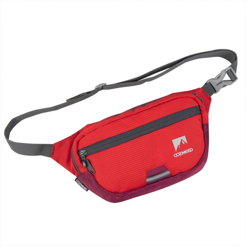 Gambar Tas Pinggang Trickle Merah 2