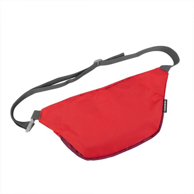 Gambar Tas Pinggang Trickle Merah 3