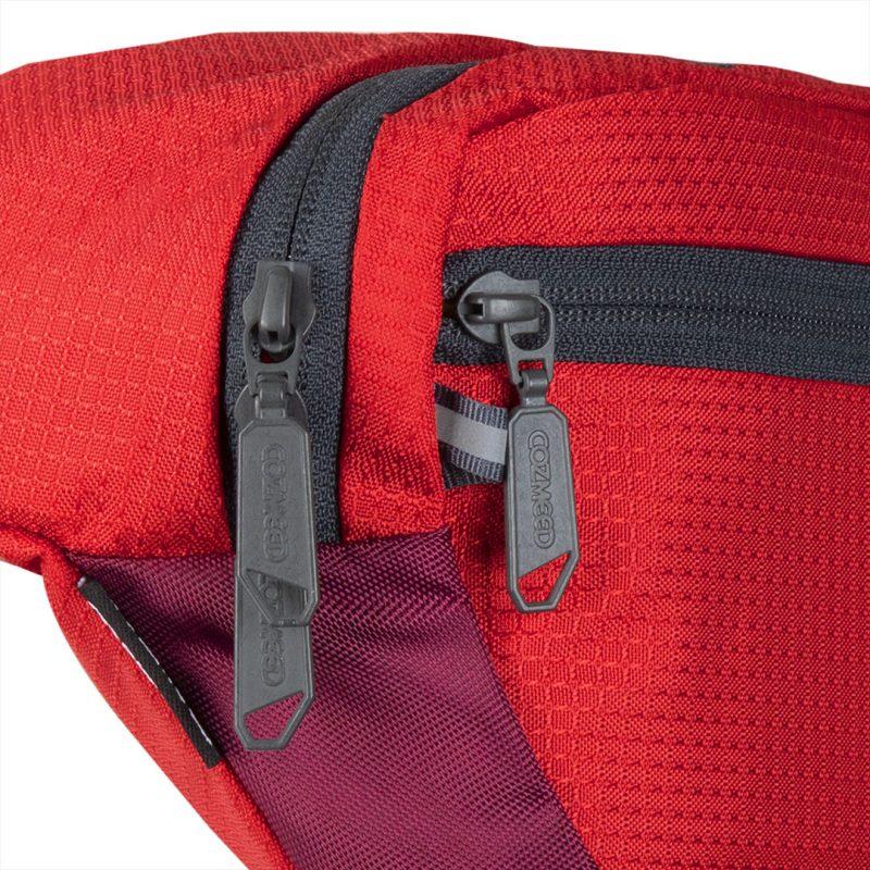 Gambar Tas Pinggang Trickle Merah 8