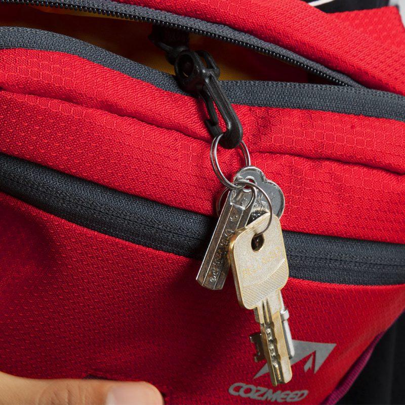 Gambar Tas Pinggang Trickle Merah 7
