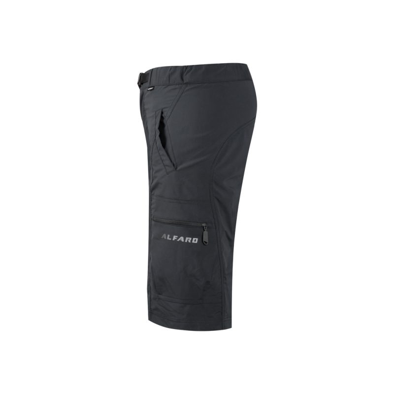 Gambar Celana Pendek Alfaro Grey 5