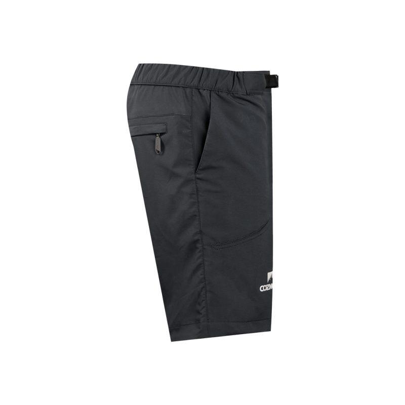 Gambar Celana Pendek Aurora Light Grey 2