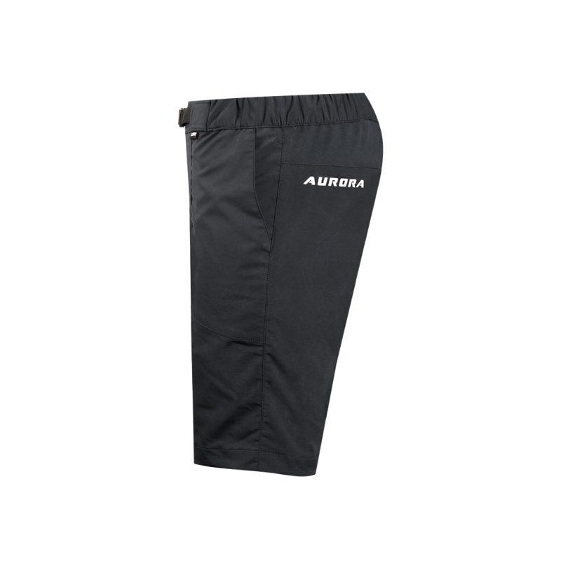 Gambar Celana Pendek Aurora Light Grey 3