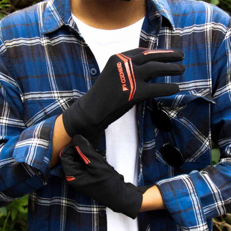 Gambar Sarung Tangan Fetlar Red Black 4
