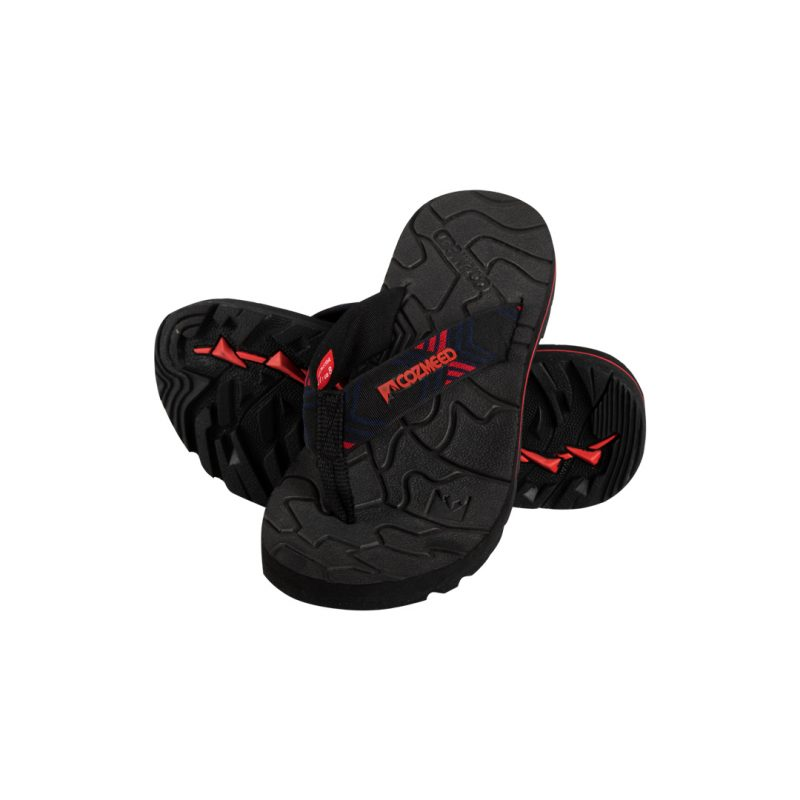 Gambar Sandal Jepit Hakimono Red 1
