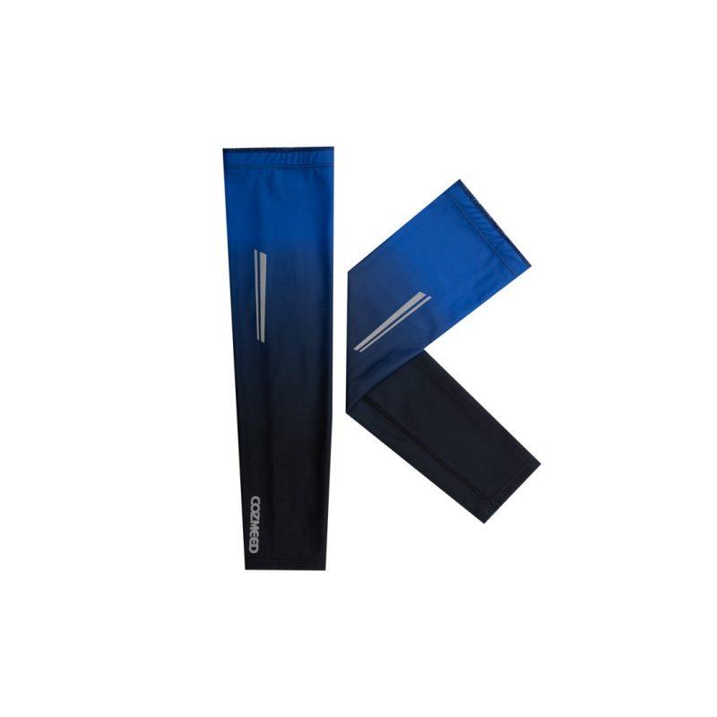Gambar Manset Arm Sleeve Hydra Biru Hitam 3