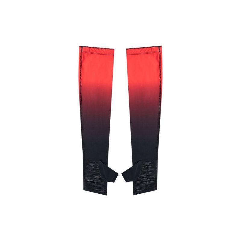 Gambar Manset Olahraga Arm Sleeve JP Burano Merah 2