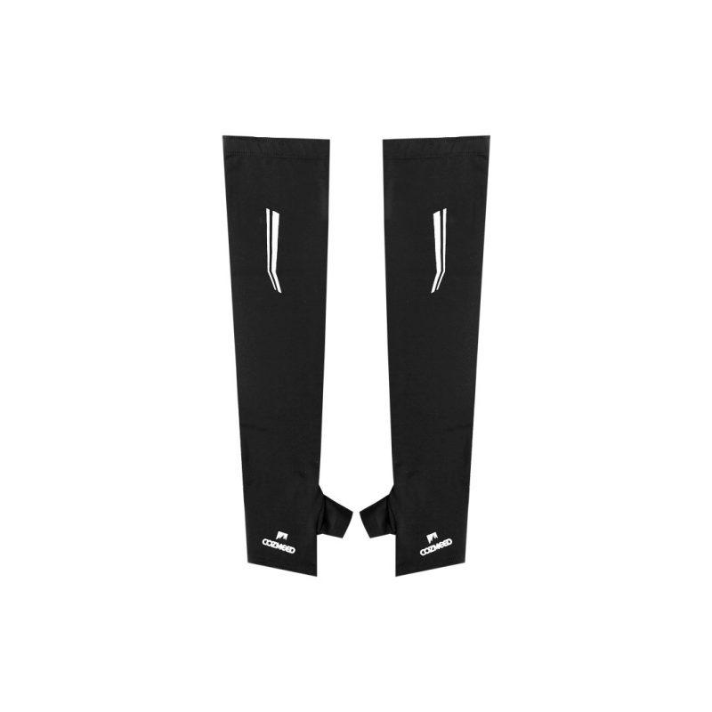 Gambar Manset Olahraga Arm Sleeve JP Burano Hitam 1