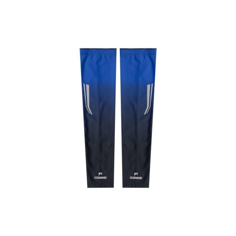 Gambar Manset Olahraga Arm Sleeve Orion Biru Hitam 1