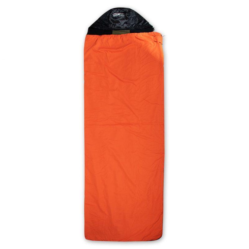 Gambar Sleeping Bag Polar Orange 2