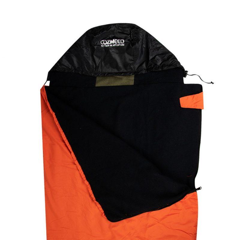 Gambar Sleeping Bag Polar Orange 3