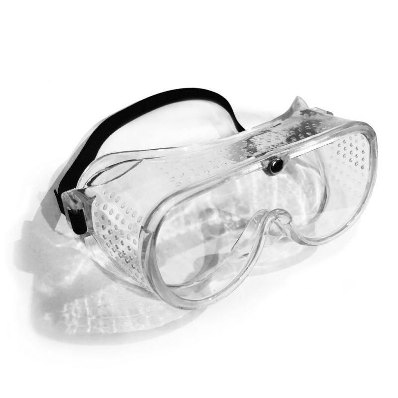 Gambar APD Kacamata Safety Goggle 2