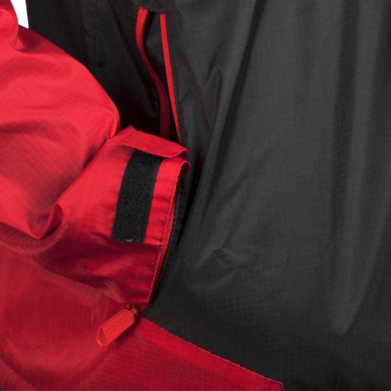 Gambar Jaket Callaghan Red Black 7