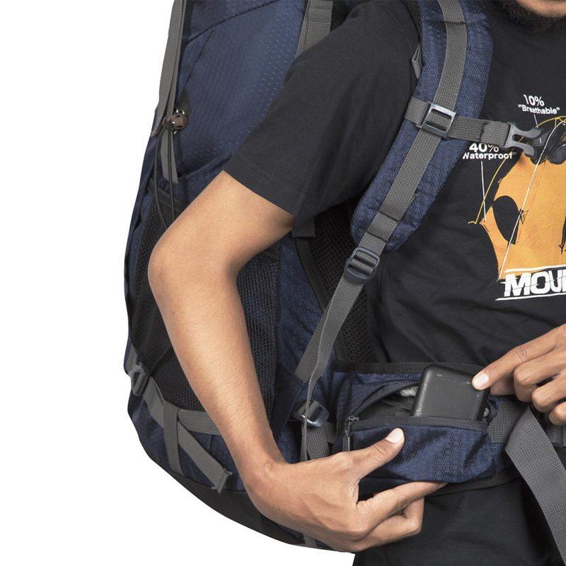 Gambar Tas Carrier Sagarmatha 2.1 Blue 15