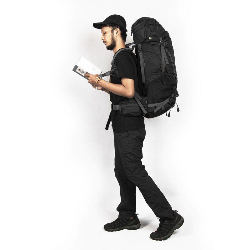 Gambar Tas Carrier Sagarmatha 2.1 Black 9