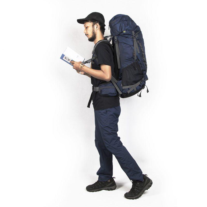 Gambar Tas Carrier Sagarmatha 2.1 Blue 9