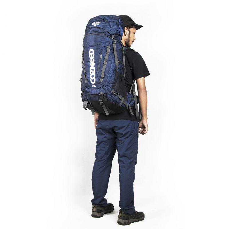 Gambar Tas Carrier Sagarmatha 2.1 Blue 10
