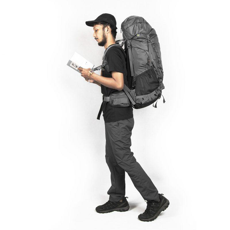 Gambar Tas Carrier Sagarmatha 2.1 Grey 9